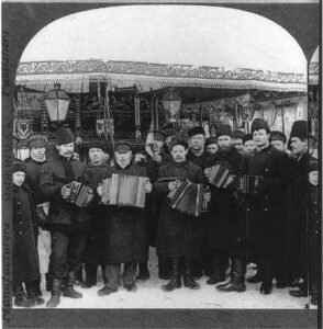 Musiciens russes