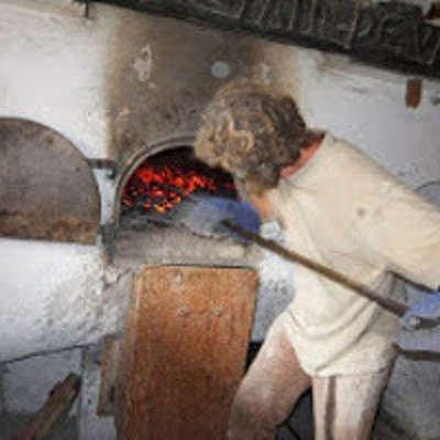 boulangerie, four à bois, jpg