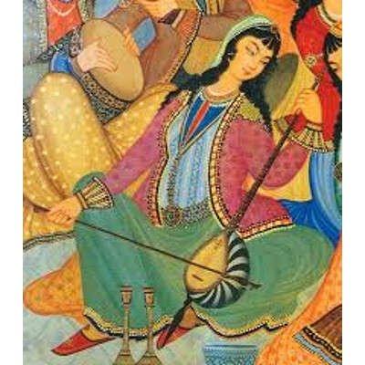Fiction sur un amour en orient soufi