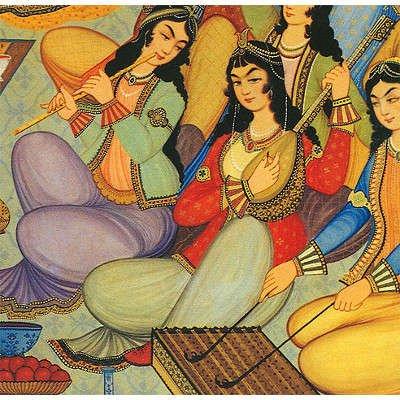 Fiction sur un amour enn orient soufi