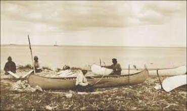 Fiction sur la quête et la mission d'un amérindien